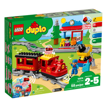 Load image into Gallery viewer, LEGO Duplo Steam Train