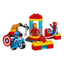 Load image into Gallery viewer, LEGO Duplo Super Heroes Lab