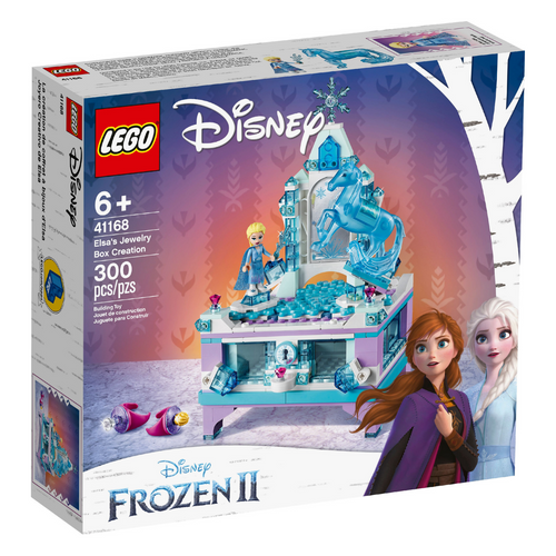 LEGO Elsa's Jewelry Box Collection from Frozen 2
