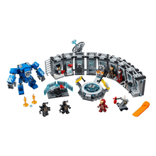 Load image into Gallery viewer, LEGO Iron Man Hall of Armor