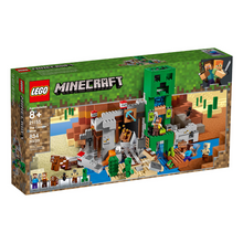 Load image into Gallery viewer, LEGO Minecraft The Creeper™ Mine