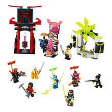 Load image into Gallery viewer, LEGO Ninjago Gamer's Market