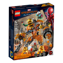 Load image into Gallery viewer, LEGO Spider-Man Molten Man Battle