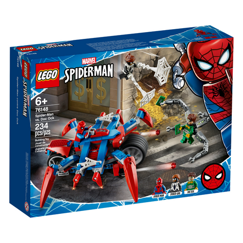 LEGO Spider-Man vs. Doc Ock