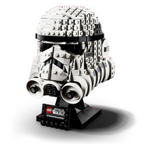 Load image into Gallery viewer, LEGO Star Wars Stormtrooper Helmet