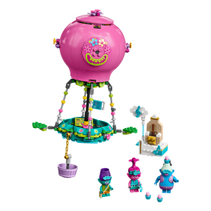 LEGO Trolls World Tour Poppy's Hot Air Balloon Adventure