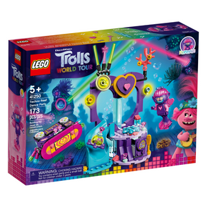 LEGO Trolls World Tour Techno Reef Dance Party