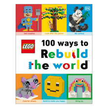 Load image into Gallery viewer, LEGO 100 Ways to Rebuild the World