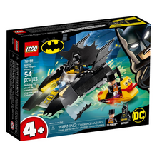 Load image into Gallery viewer, LEGO Batman Batboat The Penguin Pursuit
