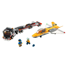 Load image into Gallery viewer, LEGO City Airshow Jet Transporter