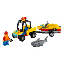 Load image into Gallery viewer, LEGO City Beach Rescue ATV