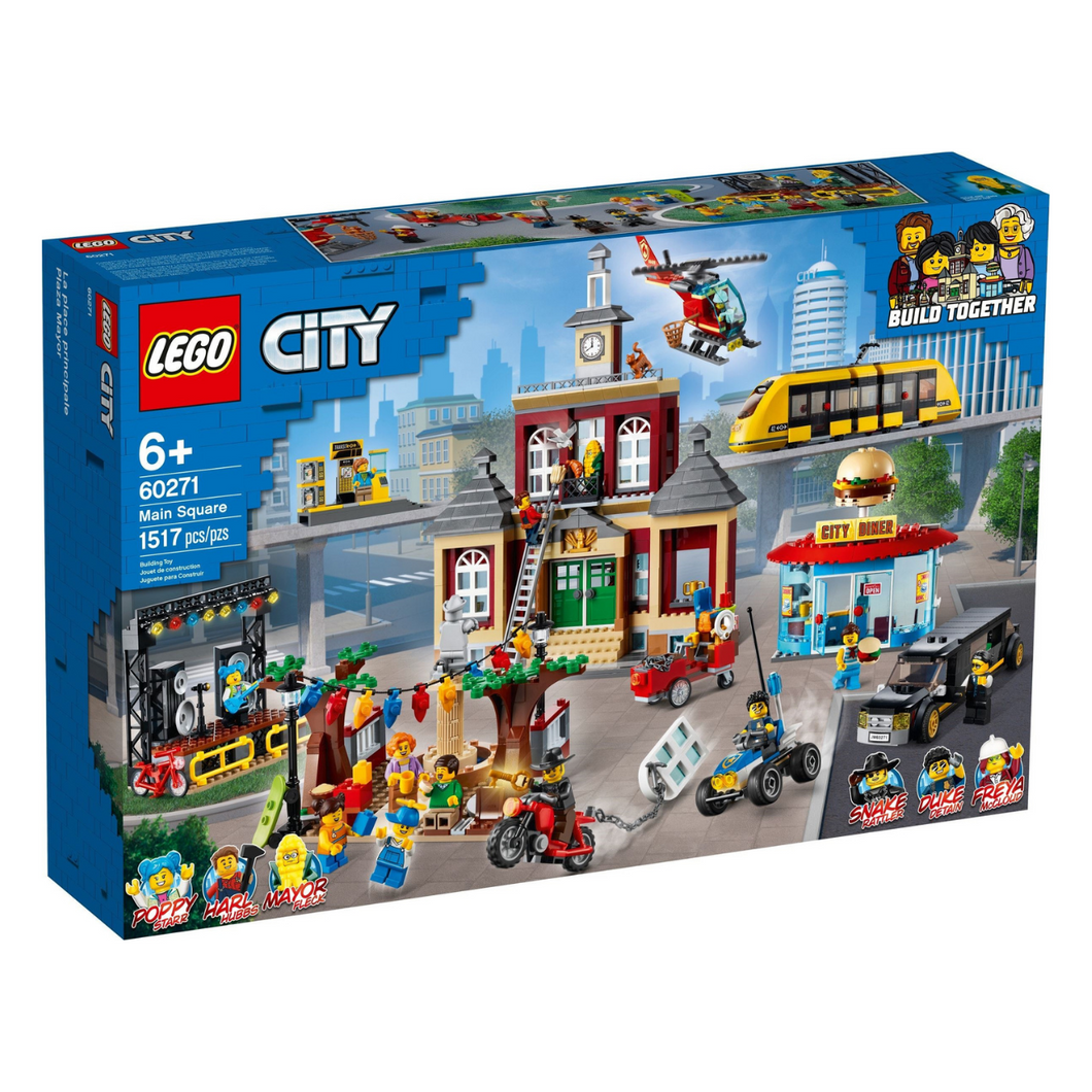 LEGO City Main Square