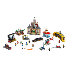 Load image into Gallery viewer, LEGO City Main Square