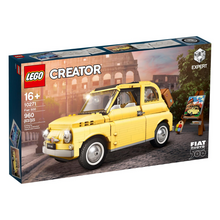 Load image into Gallery viewer, LEGO Creator Expert Fiat 500