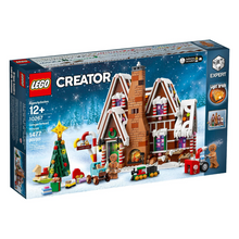 Load image into Gallery viewer, LEGO Creator Gingerbread House