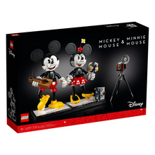 Load image into Gallery viewer, LEGO Disney Mickey Mouse & Minnie Mouse Buildable Characters