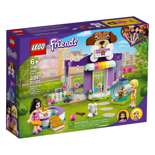 LEGO Friends Doggy Day Care