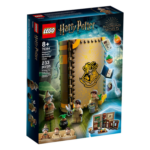 LEGO Harry Potter Hogwarts Moment: Herbology Class