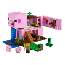 Load image into Gallery viewer, LEGO Minecraft The Pig House