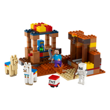 Load image into Gallery viewer, LEGO Minecraft The Trading Post