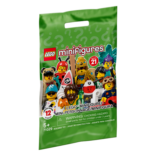 LEGO Mystery Minifigure: Series 21