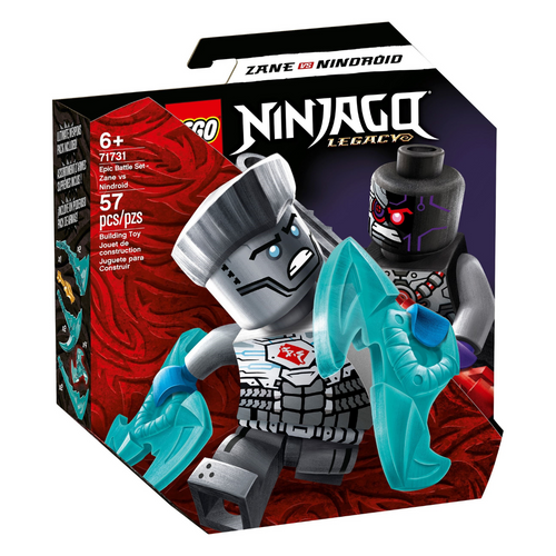 LEGO Ninjago Epic Battle Set - Zane vs. Nindroid