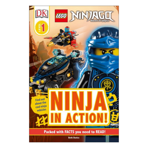 LEGO Ninjago: Ninja in Action