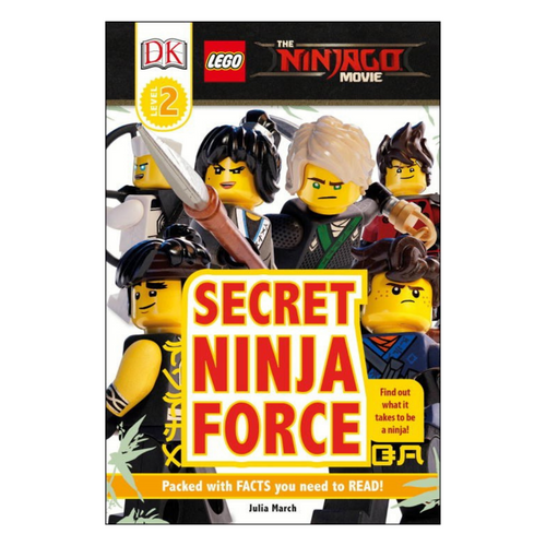 LEGO Ninjago: Secret Ninja Force