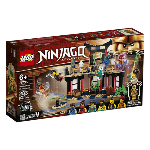 LEGO Ninjago Tournament of Elements