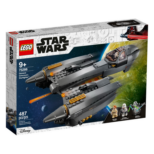 LEGO Star Wars General Grievous's Starfighter