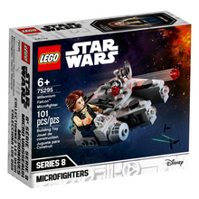 Load image into Gallery viewer, LEGO Star Wars Millennium Falcon Microfighter
