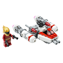 Load image into Gallery viewer, LEGO Star Wars Resistance Y-Wing Microfighter