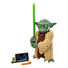 Load image into Gallery viewer, LEGO Star Wars Yoda