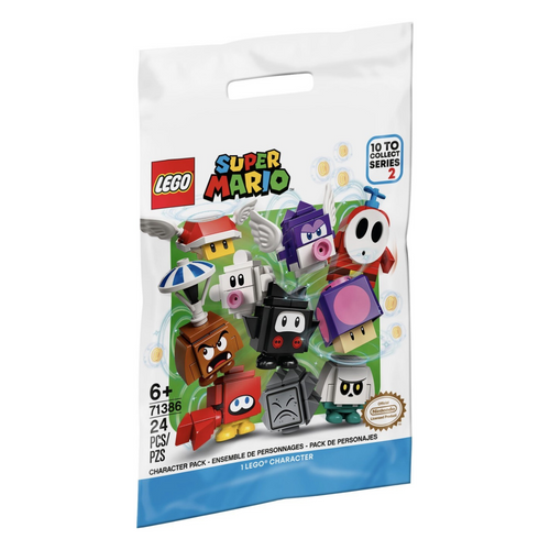 LEGO Super Mario Character Mystery Pack Series 2