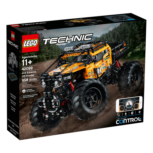LEGO Technic 4x4 X-Treme Off Roader