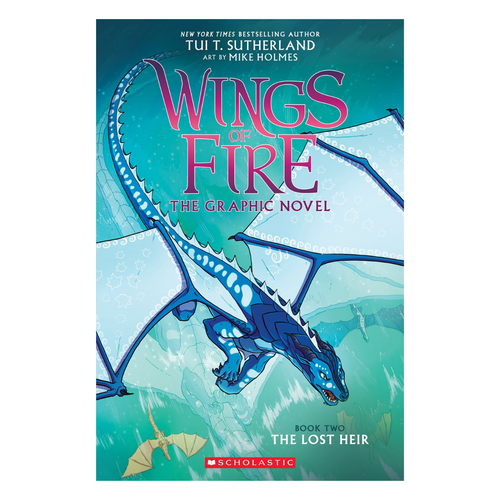 Lost Heir (Wings of Fire Graphic Novel 2)