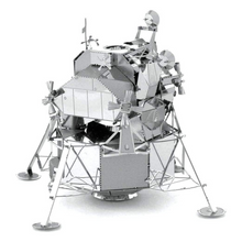 Load image into Gallery viewer, Apollo Lunar Module Metal Model Kit