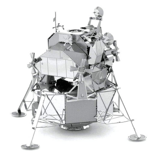 Apollo Lunar Module Metal Model Kit