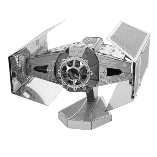Darth Vader's Tie Fighter Metal Model Kit