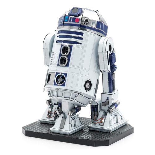 R2-D2 Metal Model Kit (in Color)