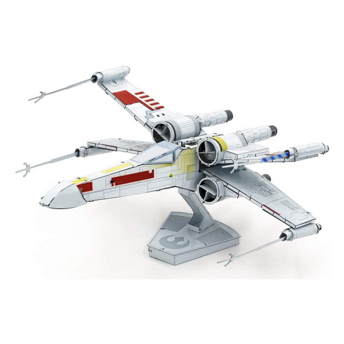 X-Wing Starfighter Metal Model Kit (in Color)