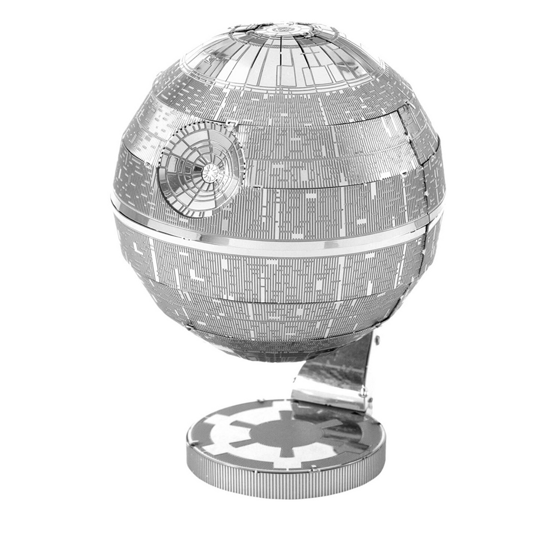 Death Star Metal Model Kit