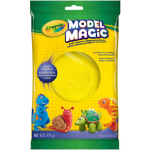 Load image into Gallery viewer, Model Magic 4oz Yellow