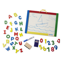 Load image into Gallery viewer, Magnetic Chalk/Dry Erase Board