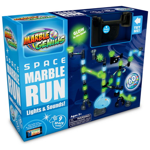 Marble Run Space Lights & Sounds
