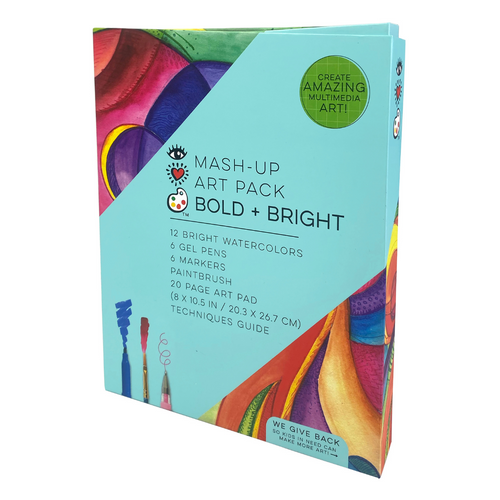 Mash-Up Art Pack Bold & Bright