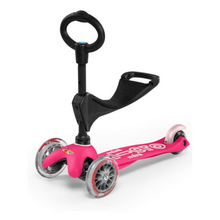 Load image into Gallery viewer, Micro 3 in 1 Mini Scooter Pink