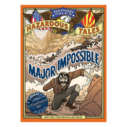 Nathan Hale: Major Impossible