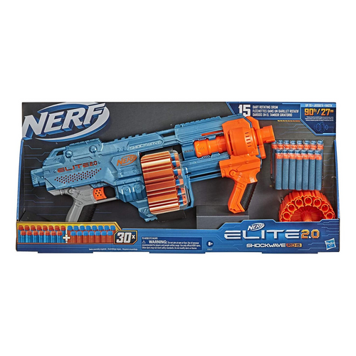 Nerf Elite 2.0: Shockwave RD-15