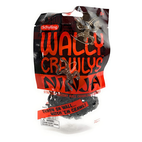 Ninja Wally Crawlys